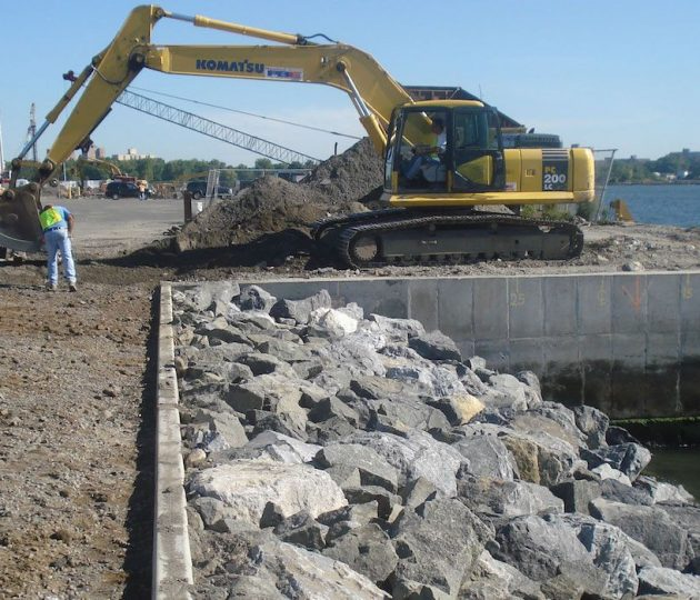 Sea Wall Construction Experts